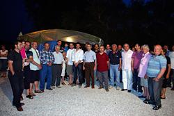 Incontro comitati e associazioni contro l'elettrosmog - Fondi, 21 maggio 2009
