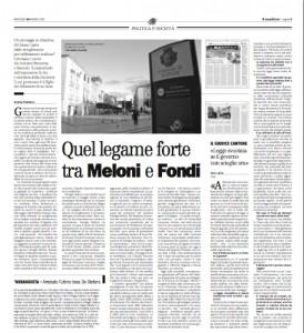 Il manifesto 19 agosto 2009