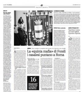il manifesto 20 agosto 2009