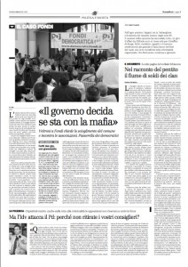 il manifesto 23 agosto 2009