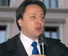 Il senatore Claudio Fazzone